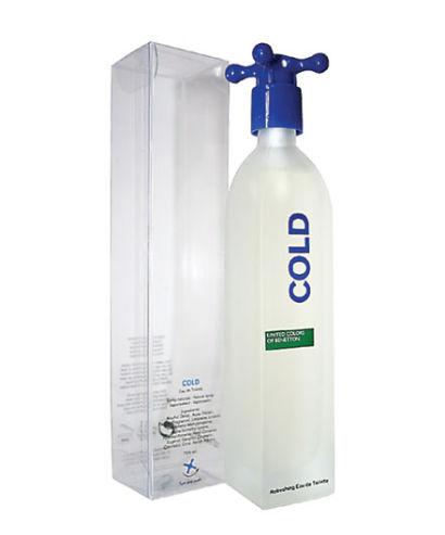 น้ำหอม Benetton Cold EDT for Men 100 ml