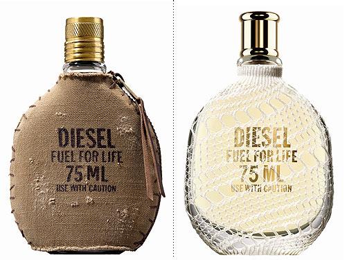 น้ำหอมเซ็ตคู่ Diesel Fuel for Life Set for Men and Women 75 ml