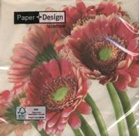 กระดาษแนปกิ้น เดคูพาจ Flower 21449