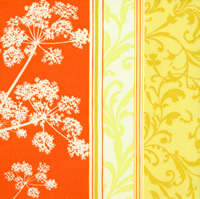 แนพกิ้น 33x33 Flower 13304370