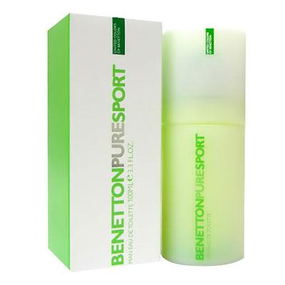 น้ำหอม Benetton Pure Sport for Men EDT Spray 100 ml