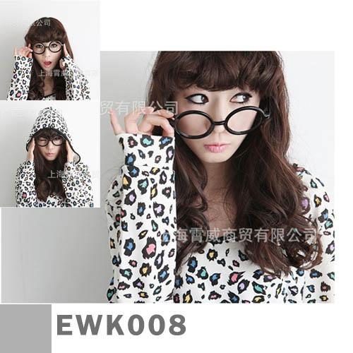 แว่นตาแฟชั่น เกาหลี EWK008 กรอบกลม มีทั้งหมด 9 สี
