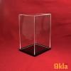 21x21x41cm กล่องโชว์โมเดล ฐานดำ แนวตั้ง (สินค้าพร้อมส่งฟรี สั่งได้เลย)