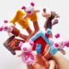 TO-004 ตุ๊กตานิ้วมือ นิทานหมูสามตัว (8 ตัว)