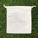 ถุงผ้าดิบเปล่า5*6นิ้ว แพค20ใบ
