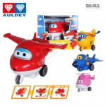 SW-013 Push & Go - Super Wings
