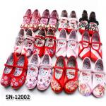 SN12002 รองเท้าจีน (ไซส์ 22-34)