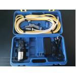 ชุดปั๊มล้างรถ DC12V + Adapter 12VDC 6A กล่องสีฟ้า ( อุปกรณ์ครบชุด )
