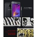 Dreamplus : Persian Safari Crystal Cubic Hard Case Cover For Galaxy Note 4