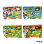 TY-0014 City PlaySet - Robocar Poli