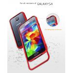 G.Lider : Custom Aircraft Aluminum Bumper Fitted Case for Samsung Galaxy S5, SV, G900