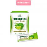 Greentina Lime Shake กรีนติน่า ไลม์ เชค 1 กล่อง