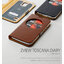 Zenus : Avoc ZView Toscana Leather Diary Case for Samsung Galaxy S5, SV, G900 thumbnail 1