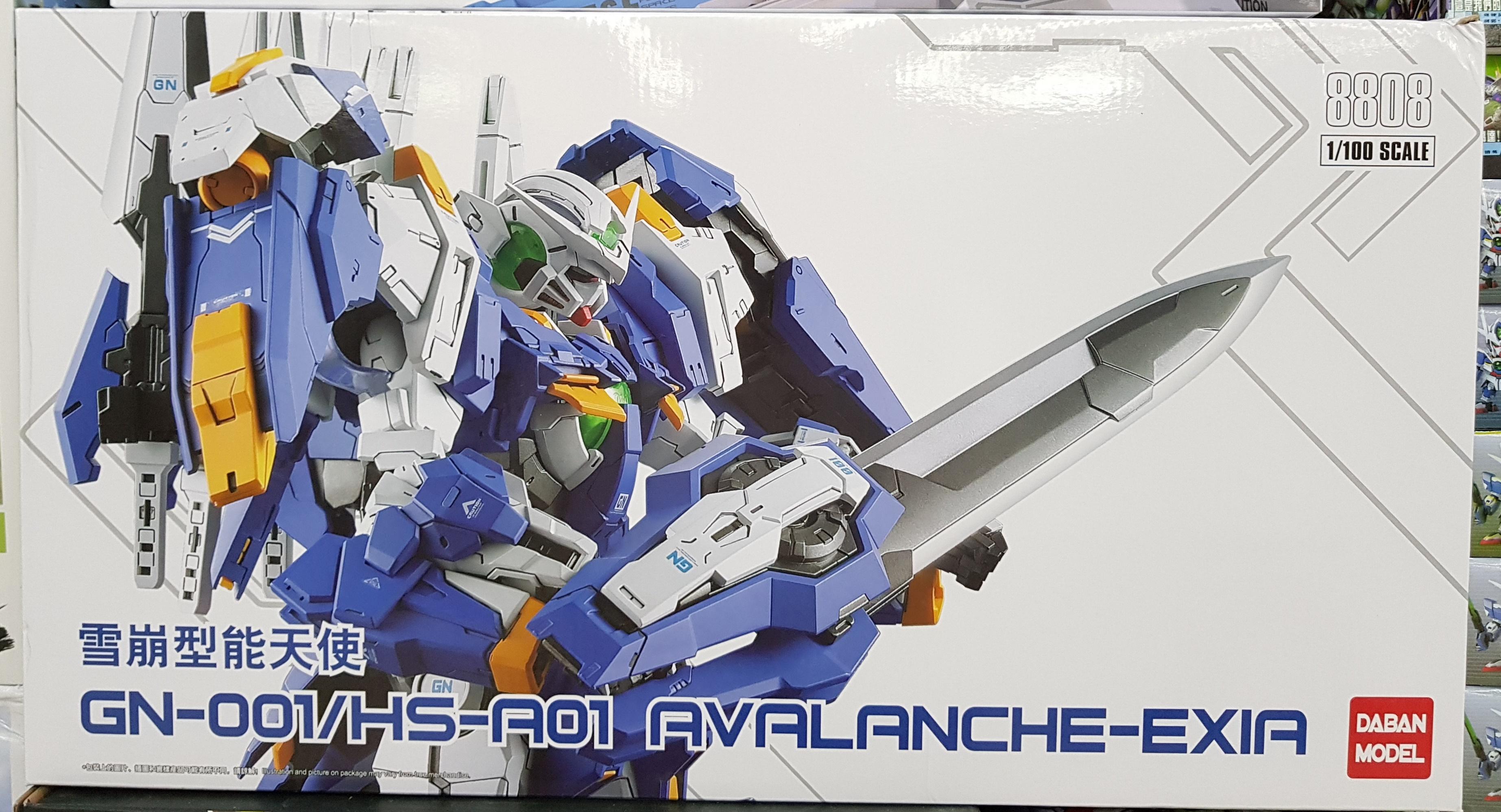 Avalanche Exia Dash Ver.MB [Daban]