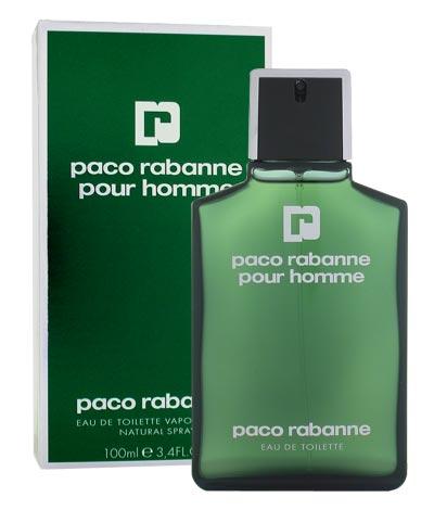 น้ำหอม Paco Rabanne Pour Homme EDT 100ml. For Men