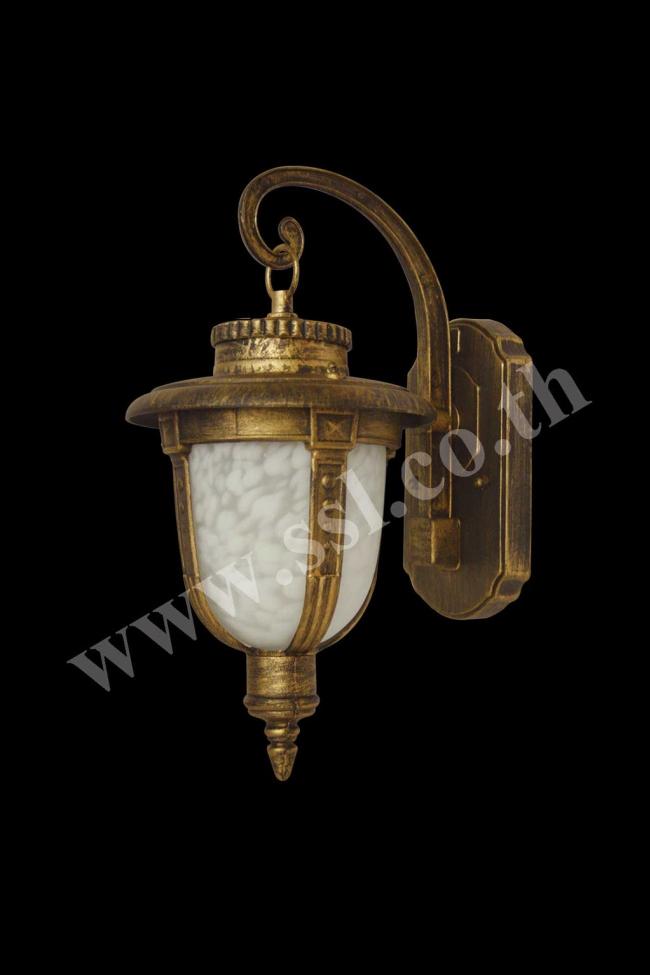 โคมไฟผนังนอกบ้าน SL-10-20706W-AB