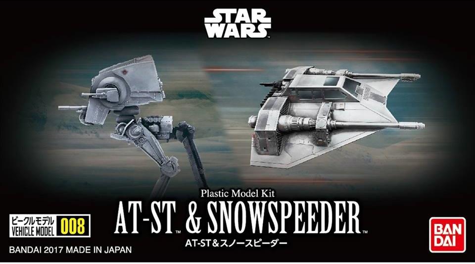 AT-ST & Snowspeede