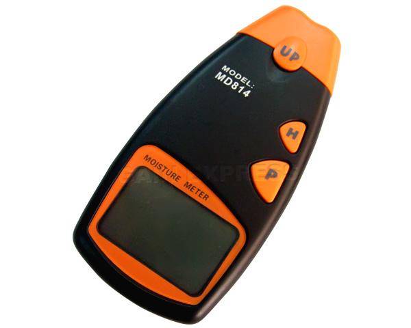 MM04-เครื่องวัดความชื้นไม้ และวัสดุ (Digital 4 Pins Moisture Meter) 5-40%