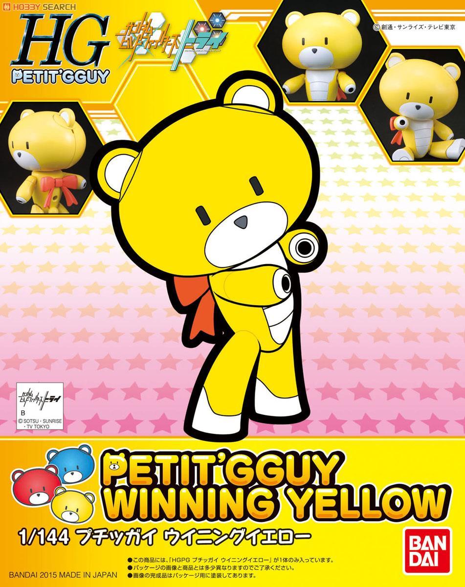 Petitgguy Winning Yellow (HGPG)