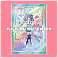 LINK VRAINS Box [LVB1-JP] - Special Card Sleeves : Aoi Zaizen 60ct.