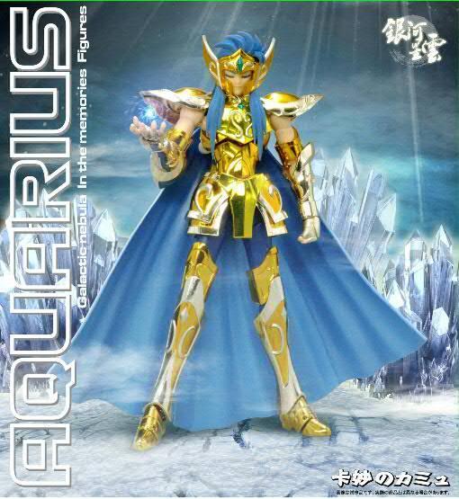 Cloth Myth EX Aqaurius Canyu [Nebula Galactiga]