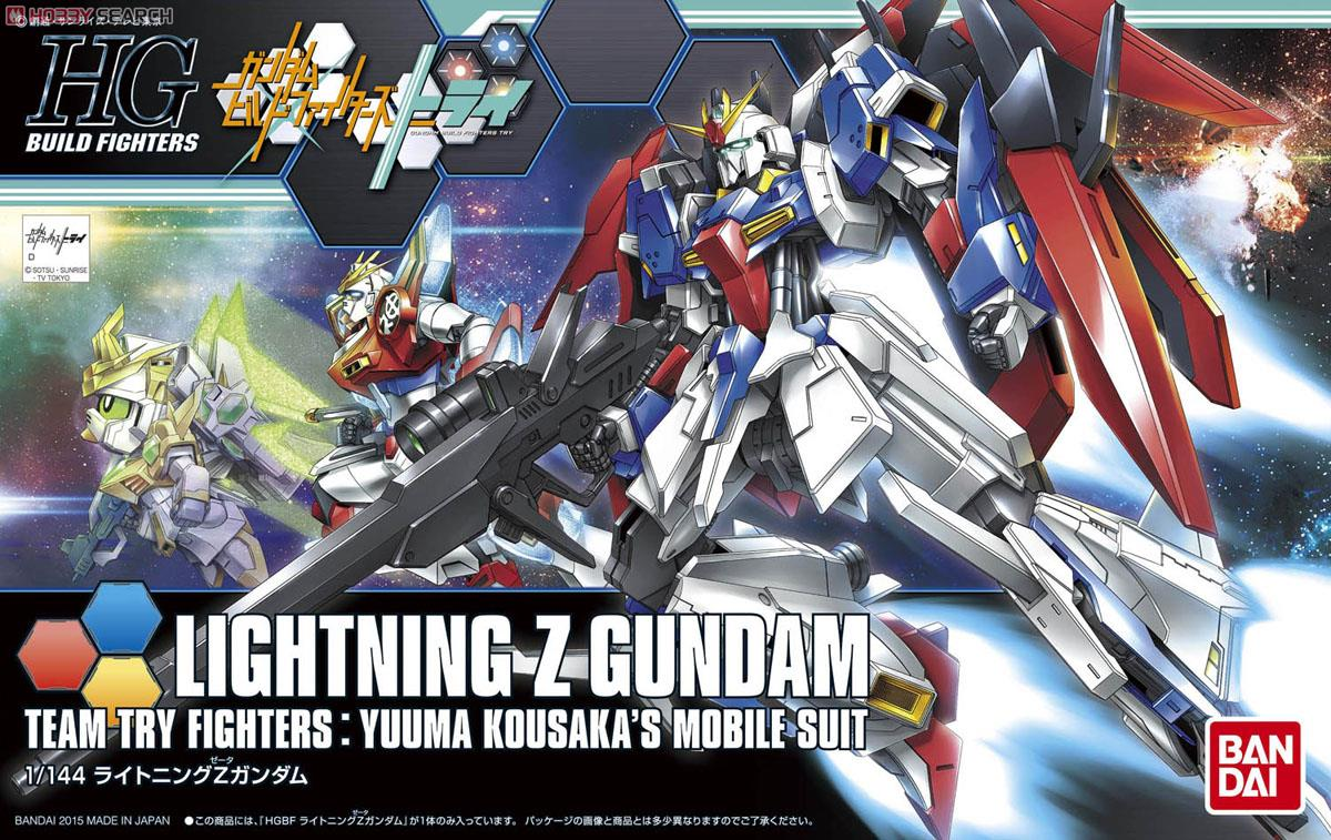 Lightning Z Gundam (HGBF)