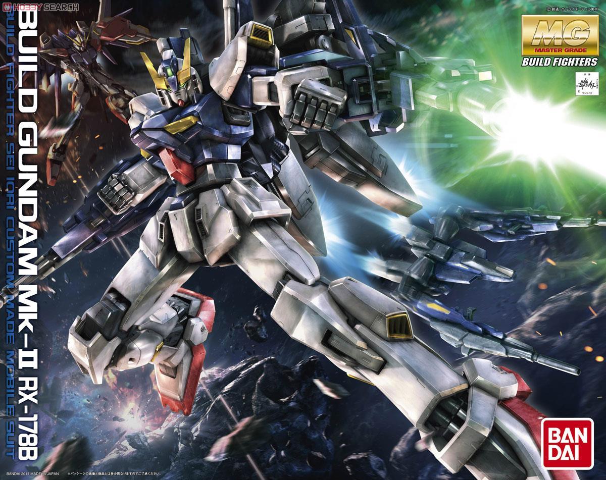 Build Gundam Mk-II (MG)