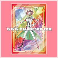 LINK VRAINS Box [LVB1-JP] - Special Card Sleeves : Revolver 60ct.