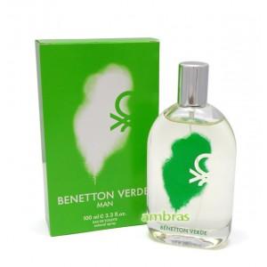 น้ำหอม Benetton Verde Man EDT 100ml