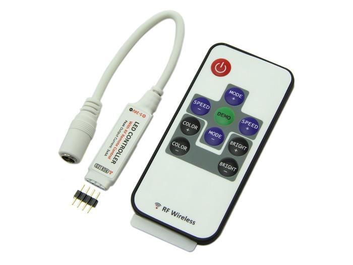 RGB Controller RF RGB