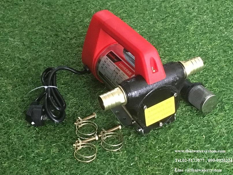 ปั๊มดูดน้ำมัน AC 220V 180W รุ่น YWCB-60-220VAC