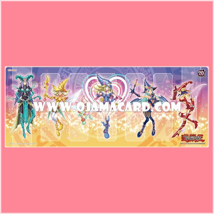 Yu-Gi-Oh! OCG Playmat / Duel Field - Yu-Gi-Oh! The Dark Side of Dimensions Duel Set