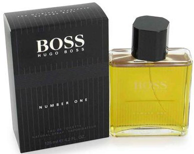 น้ำหอม Hugo Boss Number One EDT for Men 125 ml