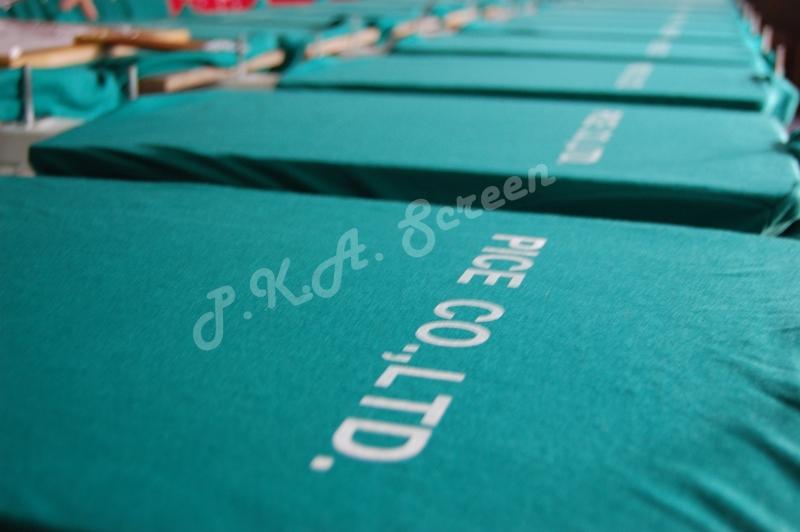 เสื้อคนงานก่อสร้าง สีเขียว คอปก