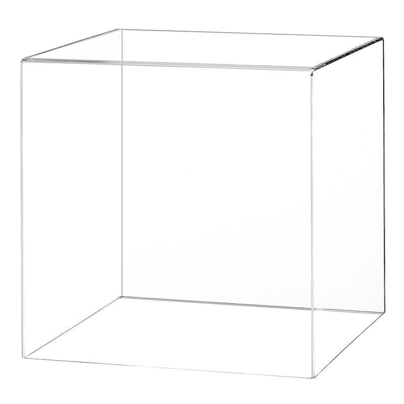 10cm. กล่อง5ด้านครอบโมเดล (ไม่มีฐาน) **สั่งผลิต 10 ชิ้นขึ้นไปเท่านั้น