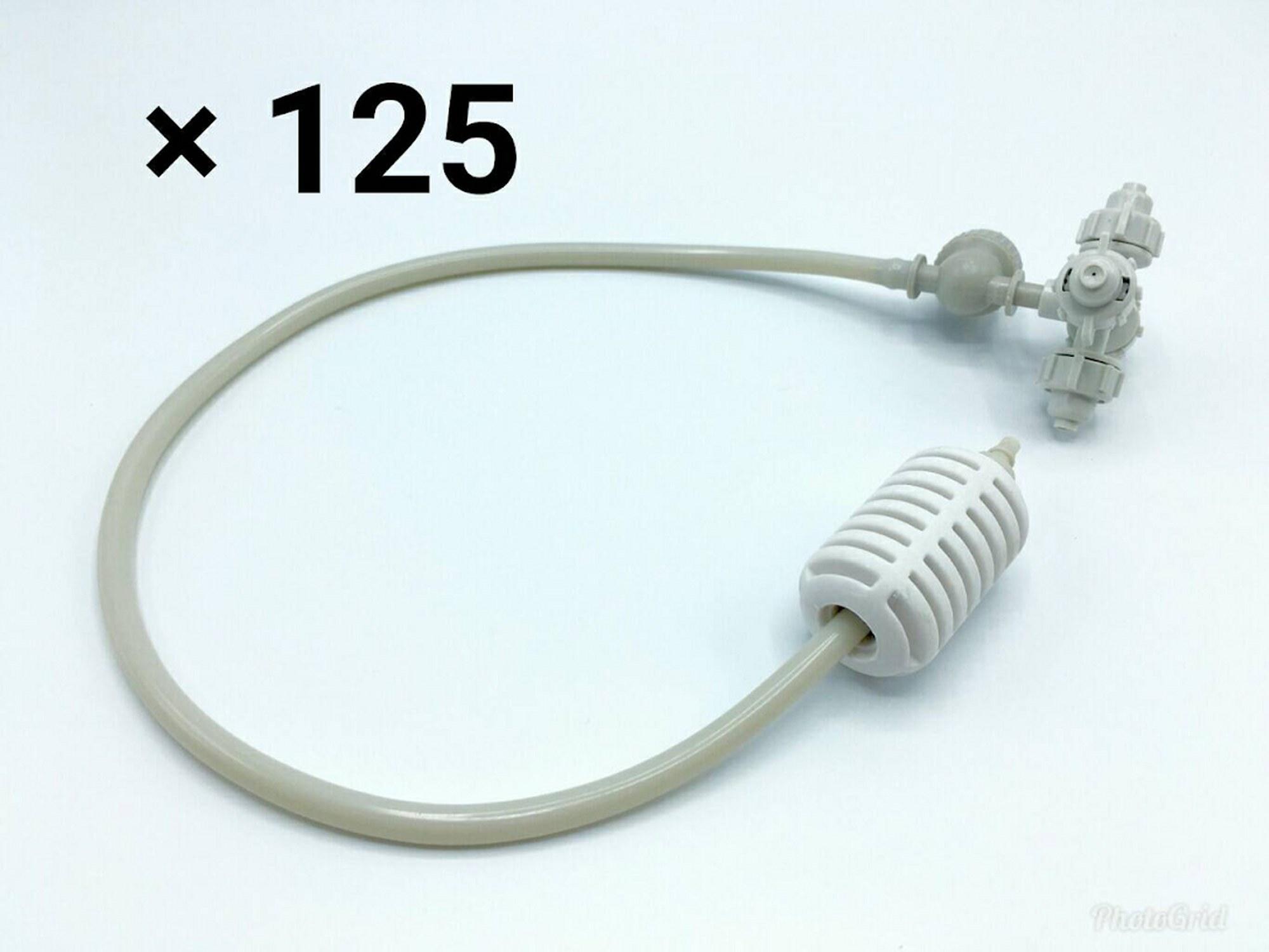 หัวพ่นหมอก 4 ทางเนต้าฟิล์ม 0.6 mm. 125 ชุด ( 1 ลัง ) ( ชุดละ 70 บาท )