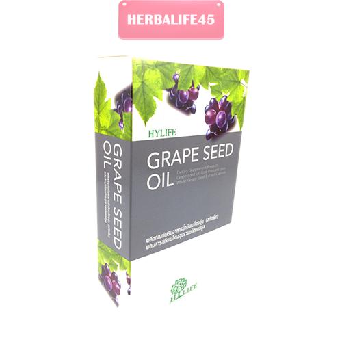 HYLIFE Grape Seed Oil เกรปซีดออย