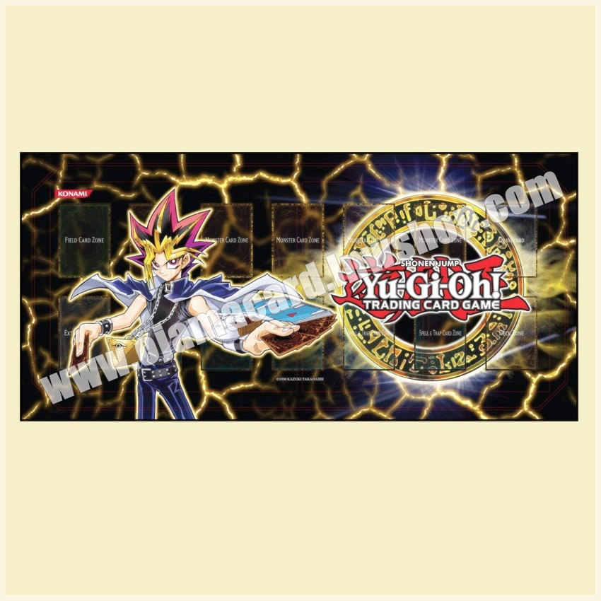 Yu-Gi-Oh TCG Legendary Collection 3 Mega-Pack : side 1 Playmat - Orichalcos (Hard Paper)