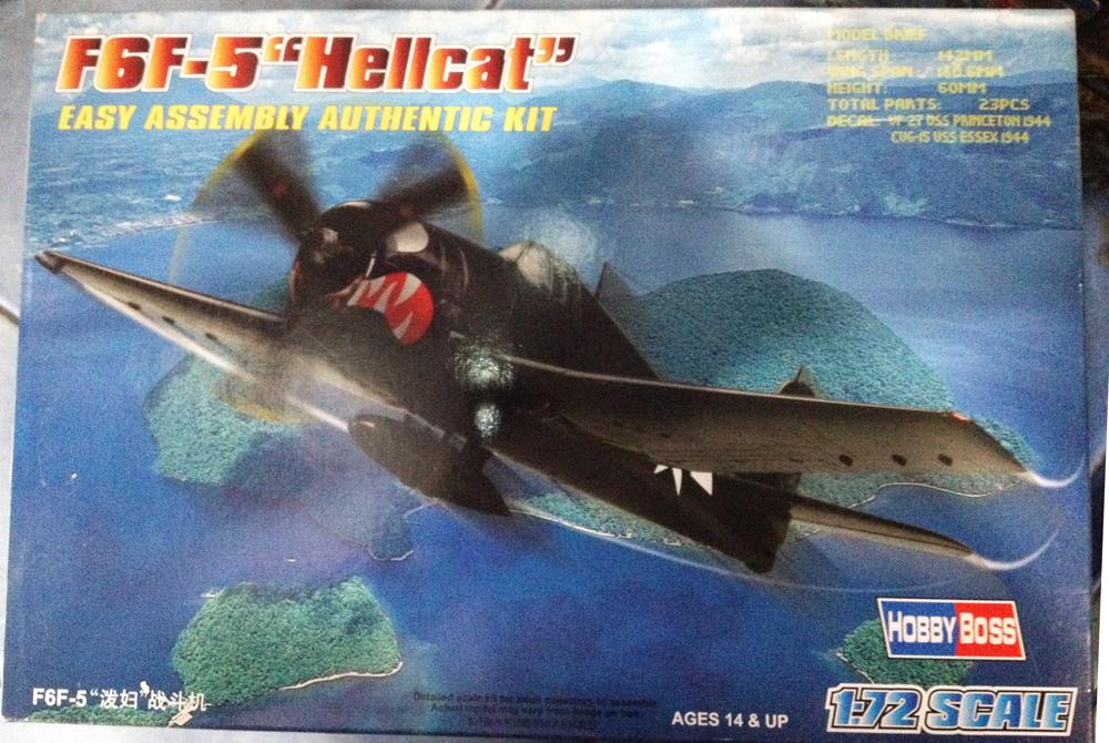 1/72 F6F-5 Hellcat
