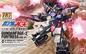 Gundam AGE-3 Fortress (HG)