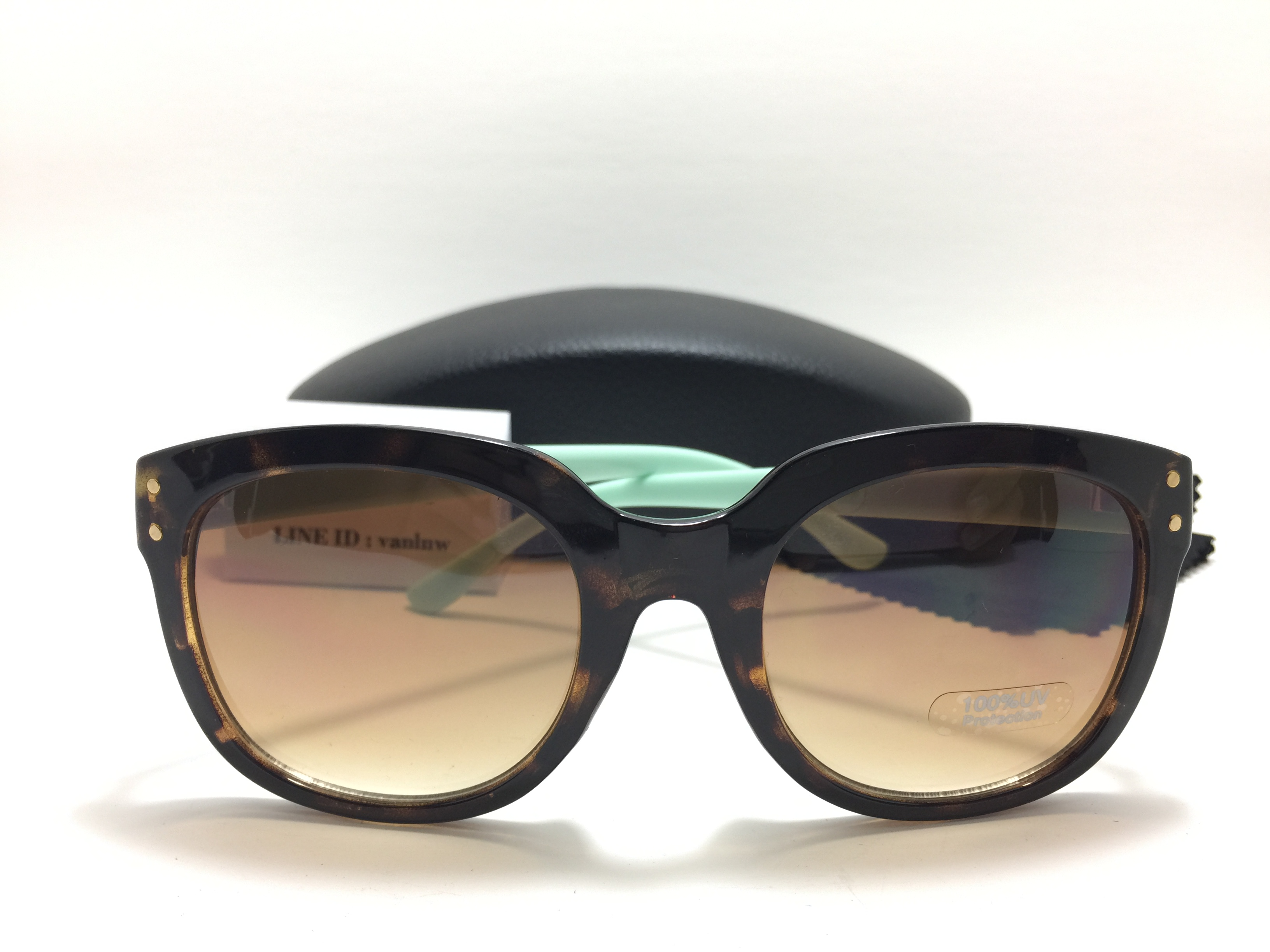 แว่นกันแดด AGES 14 & UP 52-13-135 <กระ>