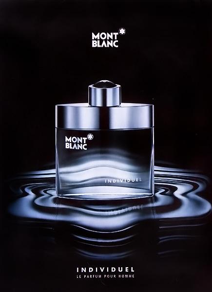 น้ำหอม Mont Blanc Individuel For Men EDT 75ml.