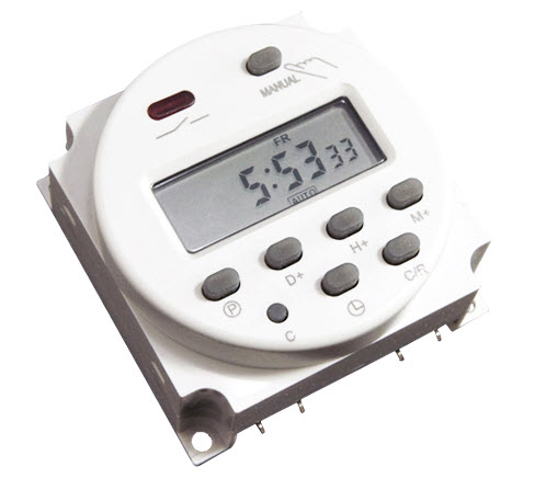 เครื่องตั้งเวลา ( Timer ) 16A 220V