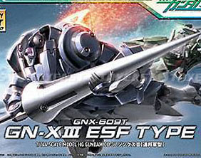 HG OO (36) 1/144 GNX-609T GN-X III ESF Type