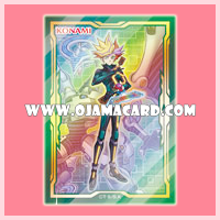 LINK VRAINS Box [LVB1-JP] - Special Card Sleeves : Yusaku Fujiki 60ct.