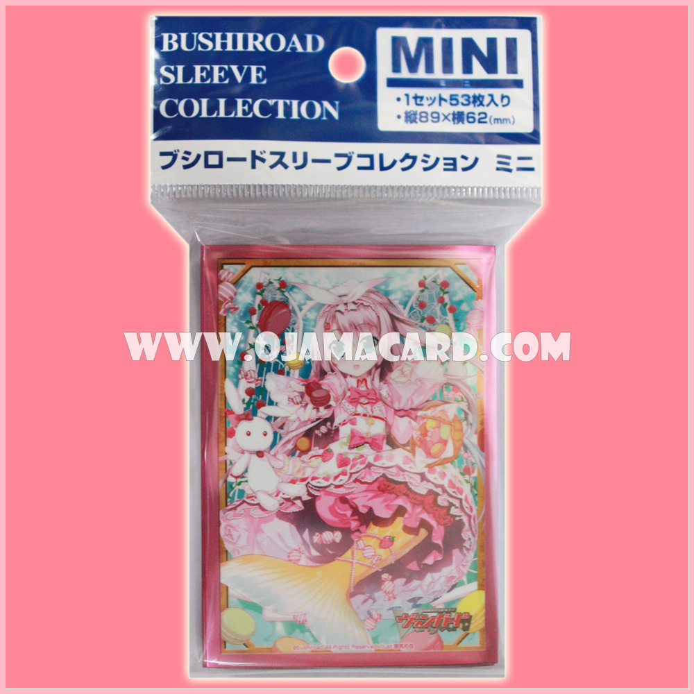 VG Sleeve Collection Mini Vol.119 : Duo Ideal Little Sister, Mer (White Version) 53ct.