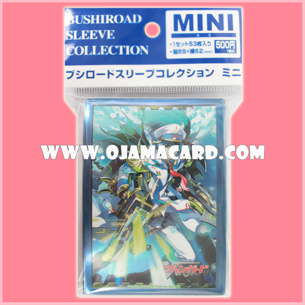 Bushiroad Sleeve Collection Mini Vol.52 : Marine General of the Restless Tides, Algos x53