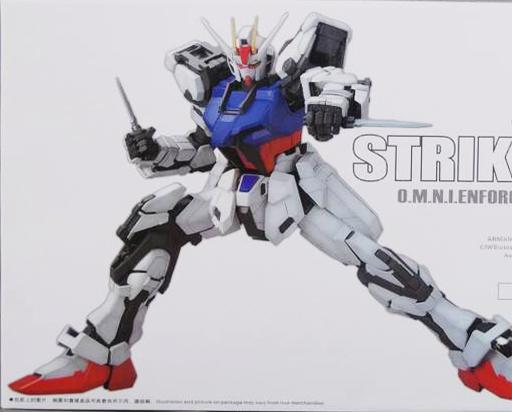 PG 1/60 Strike Gundam [Daban]