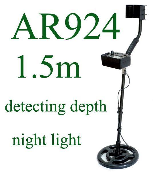 MD02-เครื่องตรวจจับโลหะ เครื่องตรวจหาโลหะ Underground Metal Detector AR924+