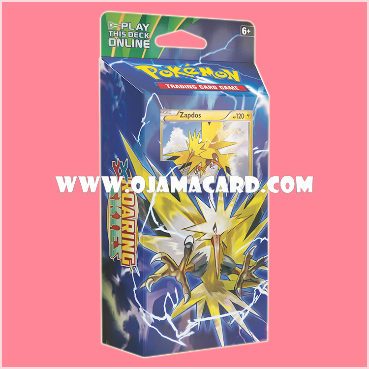 Pokémon TCG XY—Roaring Skies : Storm Rider Theme Deck